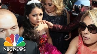 Thousands Attend Mexican Girl's 15th Birthday Party After Invite Goes Viral | NBC News
