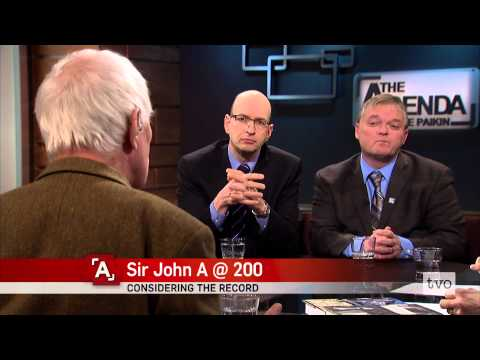 Sir John A @ 200