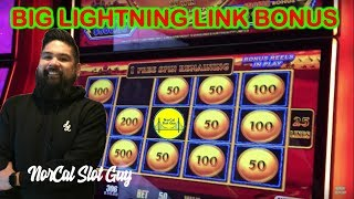 NICE WINS ⚡️ LIGHTNING LINK ⚡️LUCKY 88 & MORE  @ Graton Casino | NorCal Slot Guy