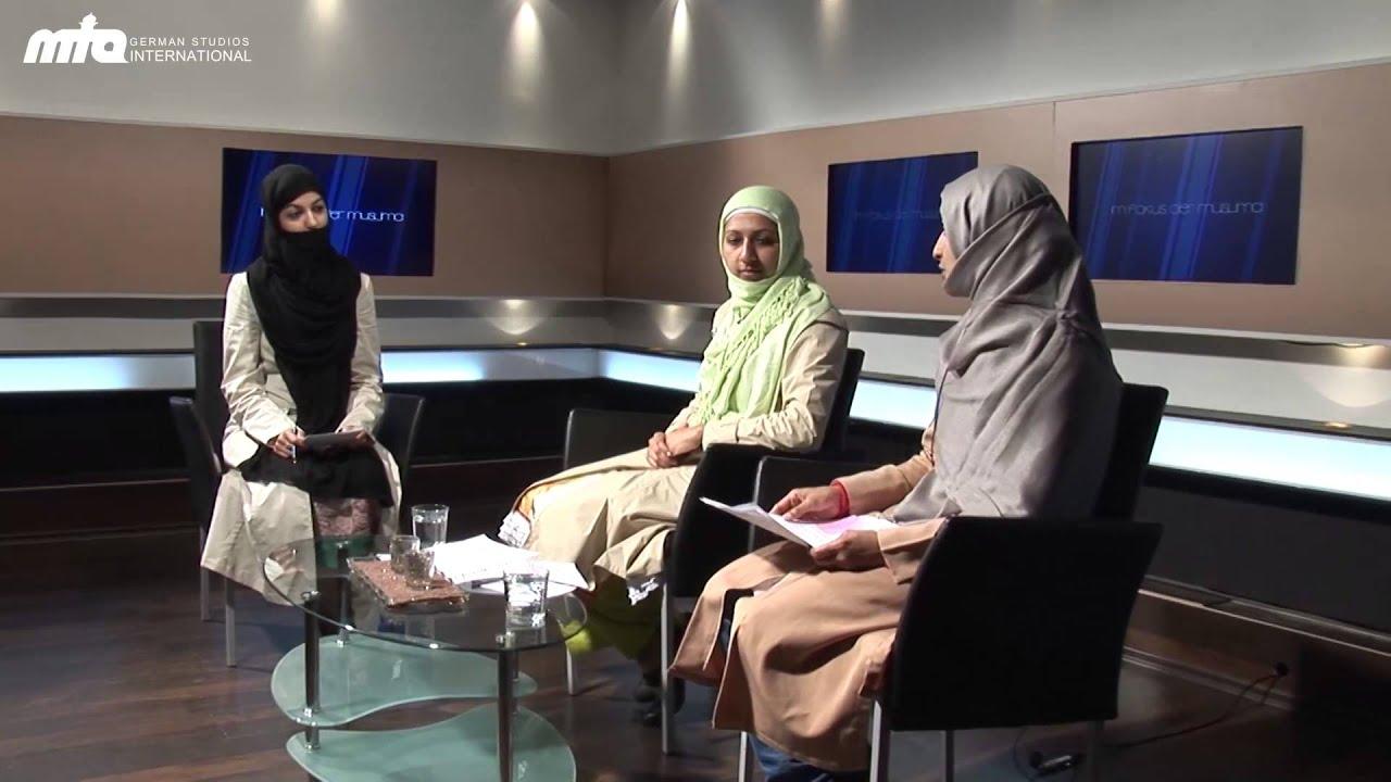 Im Fokus der Muslima  Islamische Ehe  YouTube