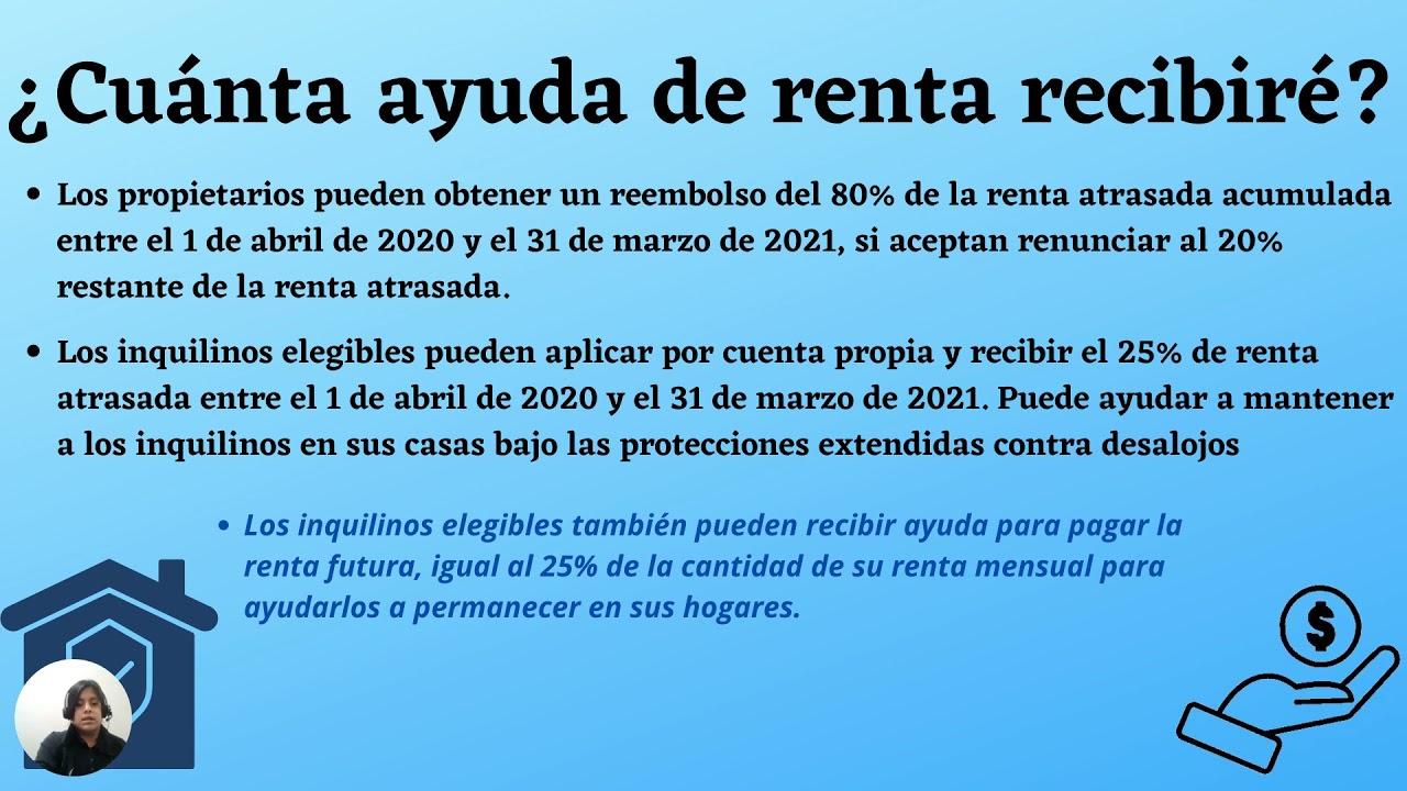 Ayuda Con La Renta de COVID-19 de California- Mixteco (San Martin Peras)