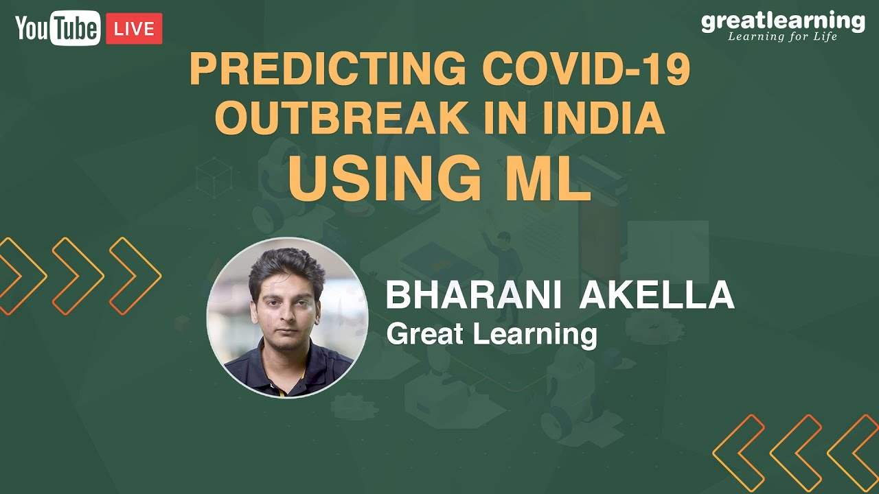 Predicting COVID-19 With Machine Learning | Machine Learning Training