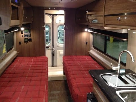 Our Detailed Review of the Winnebago Travato 59K