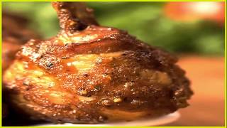Cooking : Smoked Chicken Lollipops