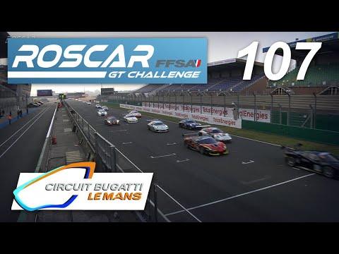 ROSCAR 107 - Le Mans - 16/10/2021