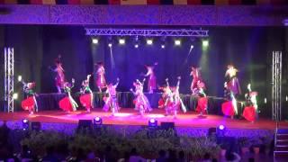UiTM SARAWAK - TEMPAT KETIGA FESTIVAL TARI IPT BORNEO EDISI 5