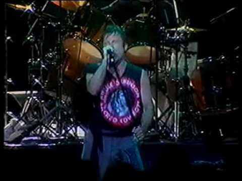 Bruce Dickinson - Darkside of Aquarius (Live)