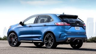 2019 Ford Edge ST - ALL-NEW Ford Edge 2019 - Interior - Exterior - Performance