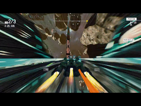 Redout #7: Outrun the Winds of Neptune |
