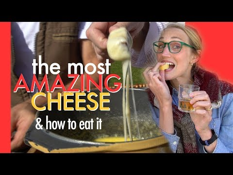 The Most AMAZING Cheese & How To Eat It