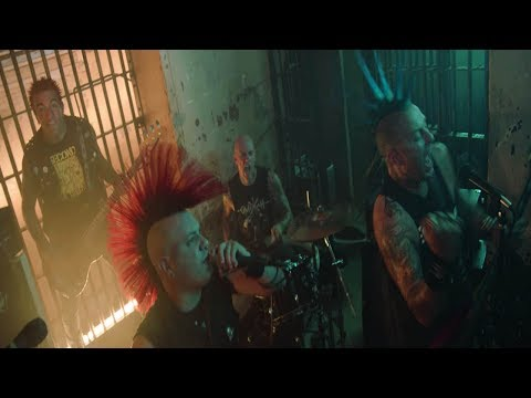 "The Casualties ""1312""  (Official Music Video)"