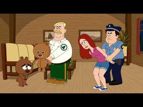 Download Brickleberry CZ - S02E03 - Woodyho děvče | 2 Série