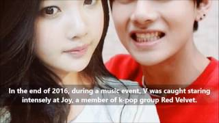 Video Who is BTS V GIRLFRIEND download MP3, 3GP, MP4, WEBM, AVI, FLV Maret 2018