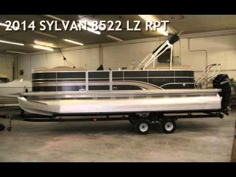 2014 SYLVAN 8522 LZ RPT for sale in Angola, IN