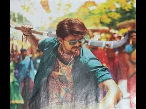 Bhairava Leaked Posters | Vijay