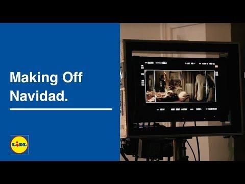 Making Of Navidad - Es De Lidl