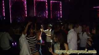 Glow production Jakarta Ladies nite 16 october at Equinox / X2 club Plaza Senayan Indonesia