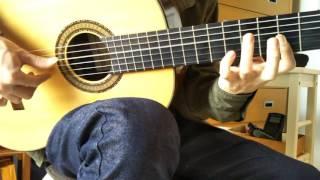 ポケモン サンムーンのハウオリシティのBGMを ギターで弾いてみました。...