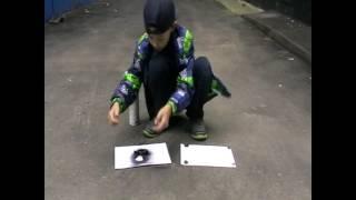Тюнинг моделек машин Урок №2 - Как затонировать стёкла (РЕКАШЕТ)(В этом ролике я рассказал, как я при тюнинге своих машинок тонирую им стёкла! Эти видео у меня первые, поэтом..., 2016-09-12T15:04:01.000Z)
