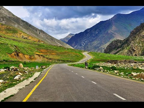 Travel Guide of Naran Kaghan (Punjabi Version)