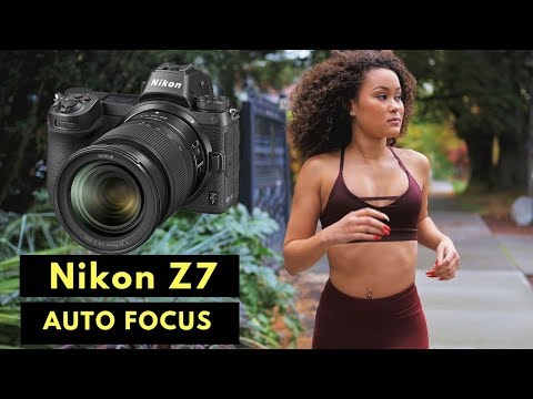 How Good Is The Nikon Z7 At Focus Tracking And Video AF? 4k? 120fps