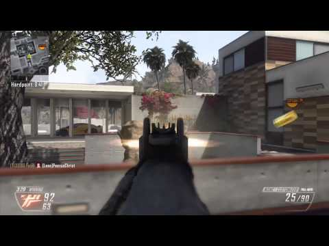 Roxio Game Capture HD Pro Quality Test: Black Ops 2 Gameplay