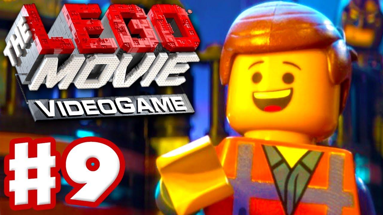 the lego movie videogame gameplay walkthrough part 9. Black Bedroom Furniture Sets. Home Design Ideas