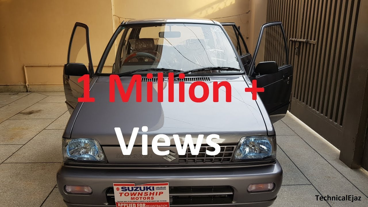 New Suzuki Mehran 2018 Euro 2 Full Review Youtube Power Windows Installation For Maruti 800centrallockingwiringjpg