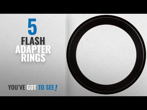 Top 10 Flash Adapter Rings [2018]: Lee Filters FHWAAR77C Wide-Angle Adapter Ring 77 mm Diameter