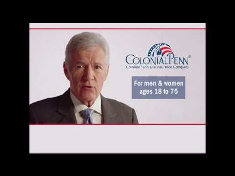 Colonial penn commercial - YouTube