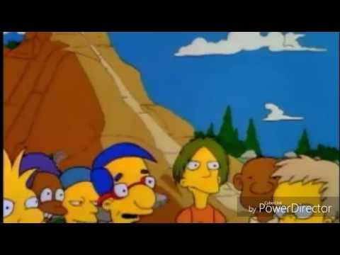 Homer Jumps Springfield Gorge