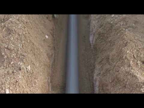 Les bons gestes en maçonnerie : réseau de canalisation