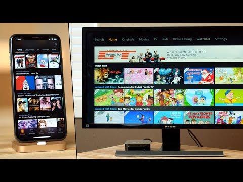 Amazon Prime Video is FINALLY on Apple TV!