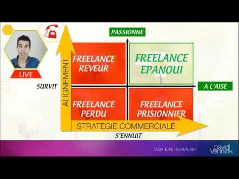 Hotline des Freelances - Episode 1 - Stratégie pour Freelance Epanoui