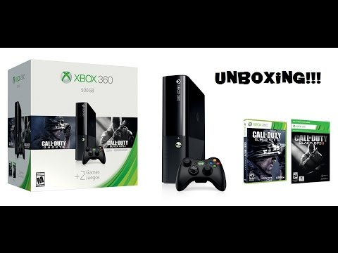Xbox 360 500gb Console Holiday Value Bundle