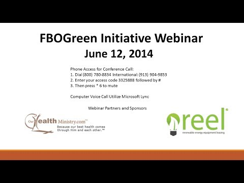 Energy Grants, Leasing and Financing   Thursday, June 12, 2014 11 58 23 AM