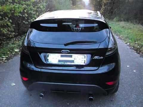 Led R 252 Ckleuchten Smoke Ford Fiesta Mk7 Ja8 Sw Edition
