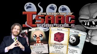 How To Play The Binding Of Isaac: Four Souls Card Game - Learn To Play In Less Than 15 minutes!