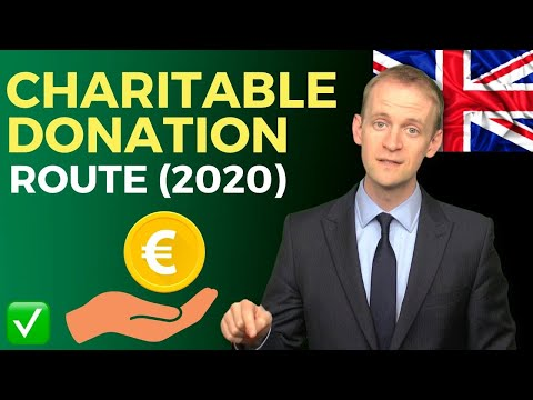 Residence by investment through charity? 🇮🇪The Irish residen