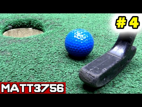Let's Play Mini Golf For Real! Classic Course