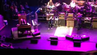 Allman Brothers Band at the Beacon 10/24/14