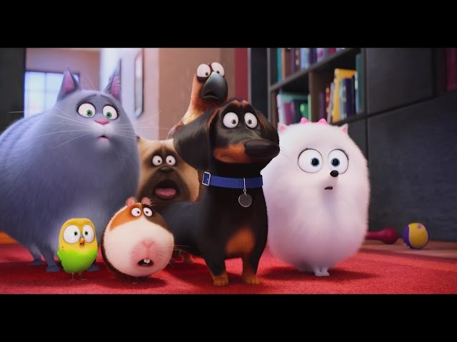 The Secret Life of Pets - Official Trailer #5
