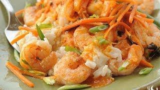 Creamy Thai Shrimp Cooking Instructions