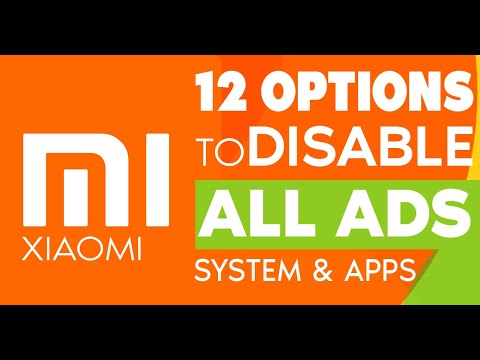 12 Options to Disable All Ads from Mi System & Apps Xiaomi