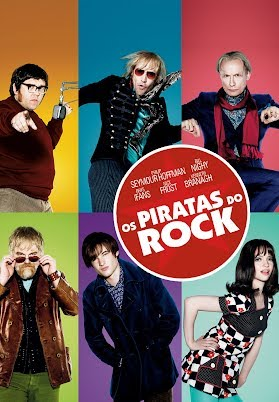 Assistir Os Piratas do Rock