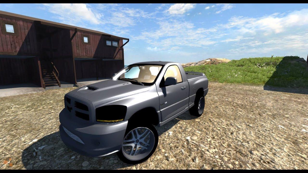Beamng Mod Dodge Ram