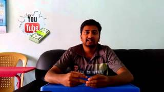 Earn Money From YouTube - Tamil Tutorial