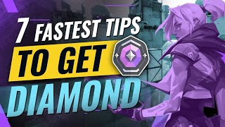 7 Fastest Shortcuts To Get To Diamond - Valorant