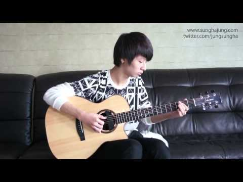 Pachelbel) Canon   Sungha Jung Acoustic Tabs Guitar Pro 6