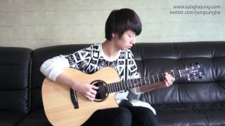 Pachelbel) Canon   Sungha Jung Acoustic Tabs Guitar Pro 6